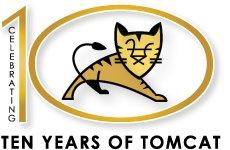 لوگو آرم Tomcat Logo