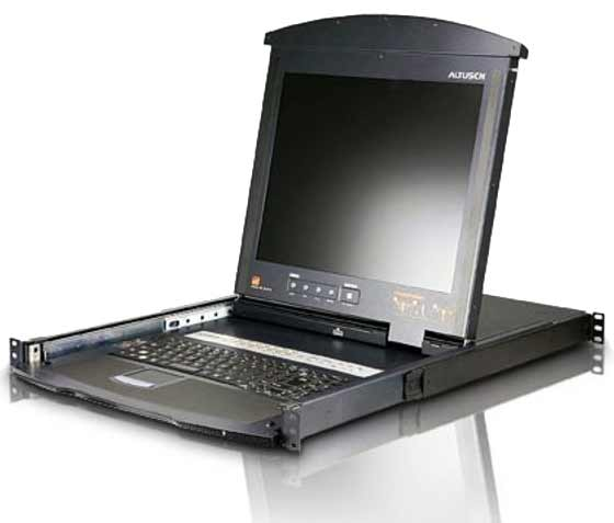 Aten consol monitor KL9108