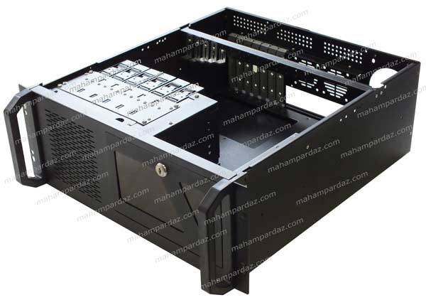 case rackmount 4u   کیس سرور 19 اینچی